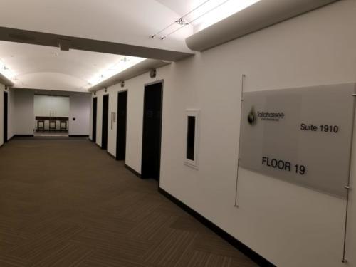 Floor 19 TEI Office - Gulf Canada Square
